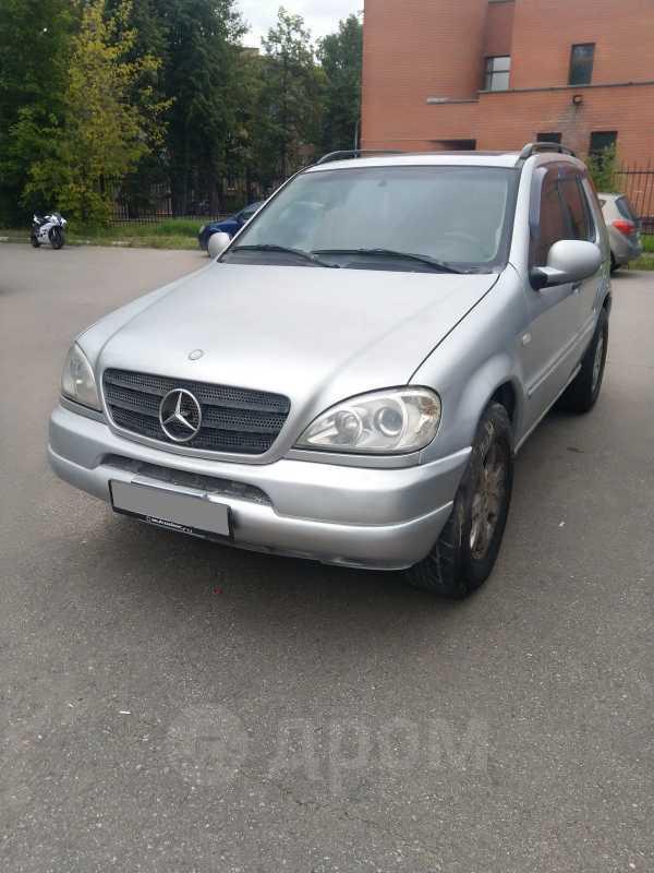 Mercedes-Benz M-Class, 1999 год, 295 000 руб.