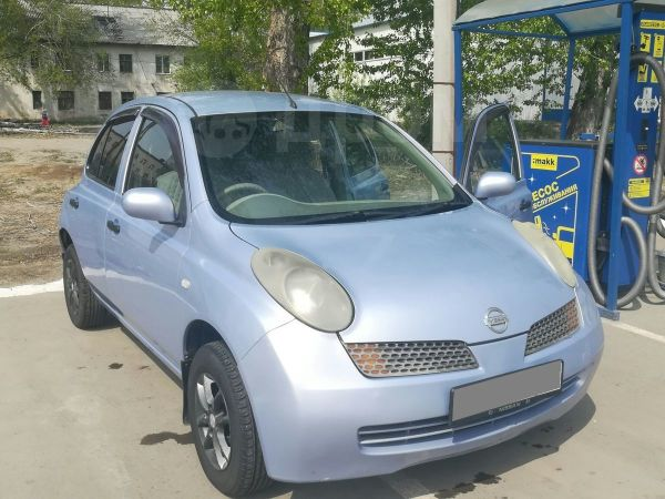 Nissan March, 2004 год, 225 000 руб.