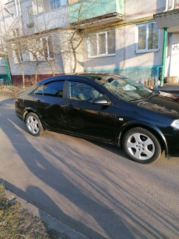 Nissan Primera, 2004 год, 245 000 руб.