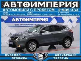 Красноярск Qashqai 2016