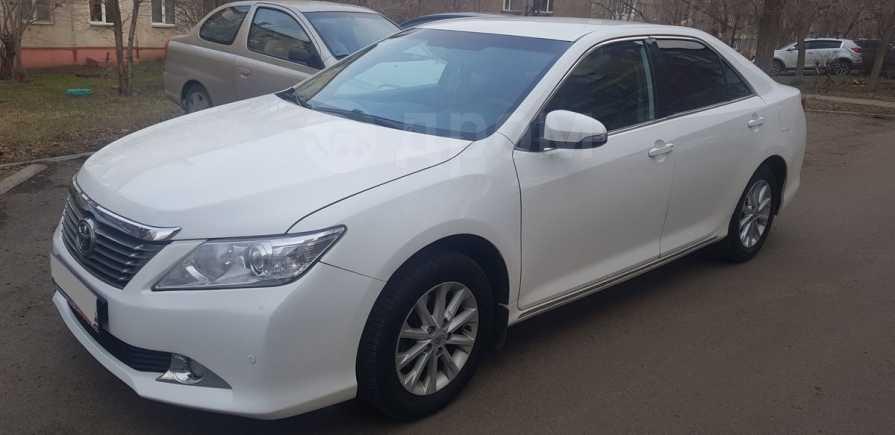 Toyota Camry, 2013 год, 790 000 руб.