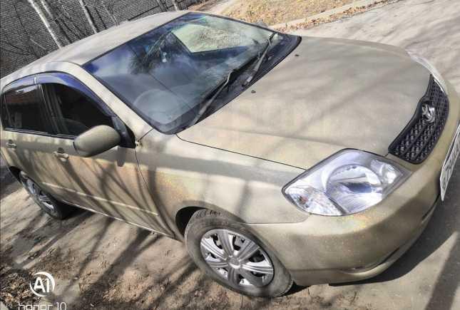 Toyota Corolla Runx, 2003 год, 300 000 руб.