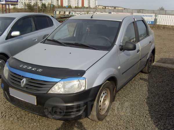 Renault Logan, 2013 год, 205 000 руб.