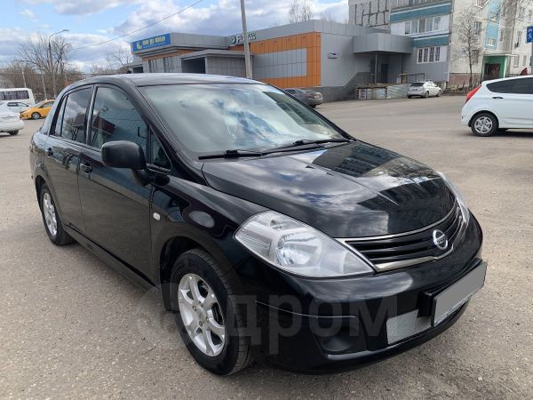 Nissan Tiida, 2013 год, 410 000 руб.