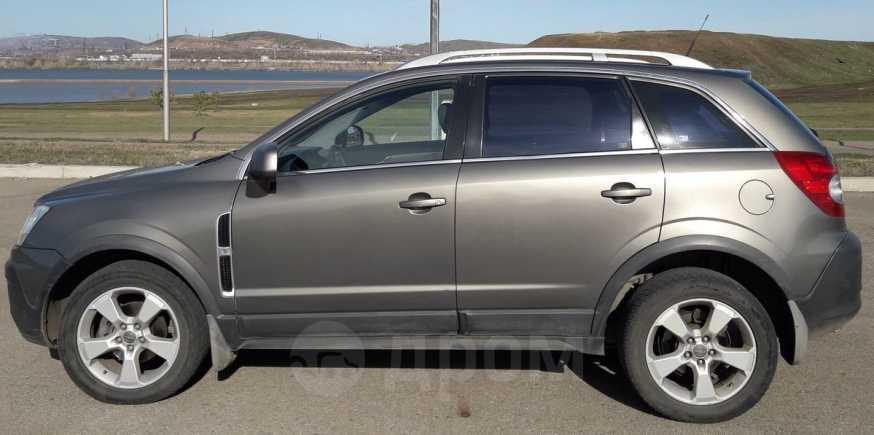 Opel Antara, 2008 год, 498 000 руб.