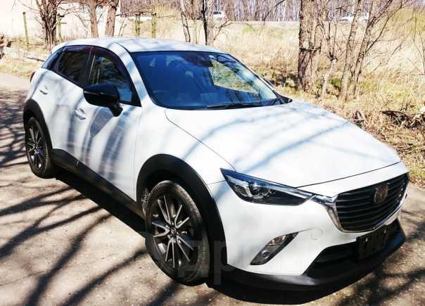 Mazda CX-3, 2015 год, 938 000 руб.