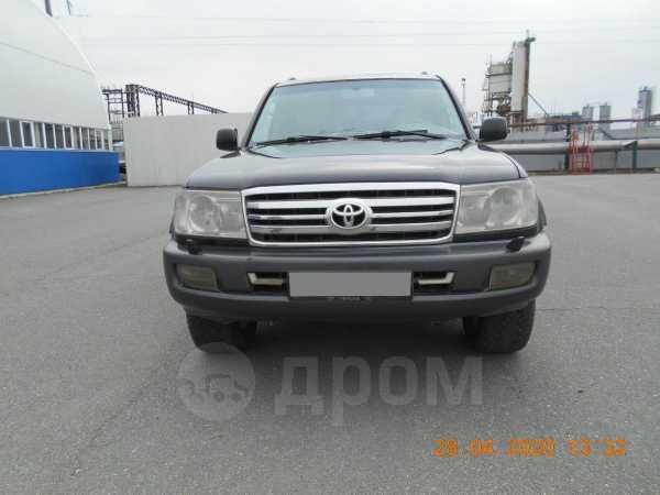 Toyota Land Cruiser, 2006 год, 750 000 руб.