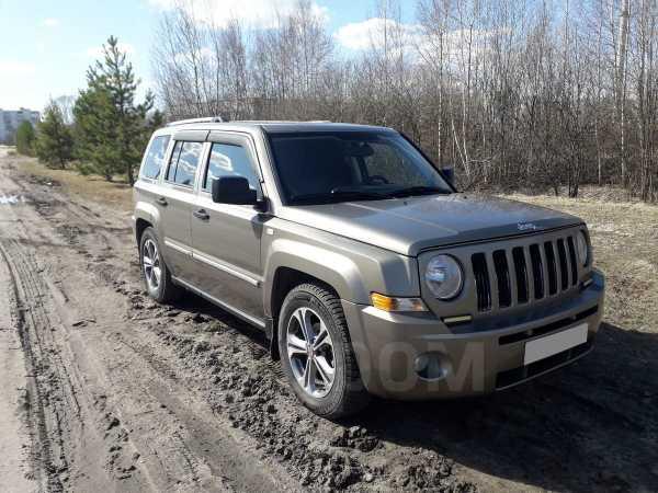 Jeep Patriot, 2008 год, 500 000 руб.