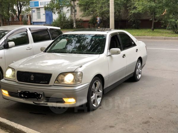 Toyota Crown, 2002 год, 480 000 руб.