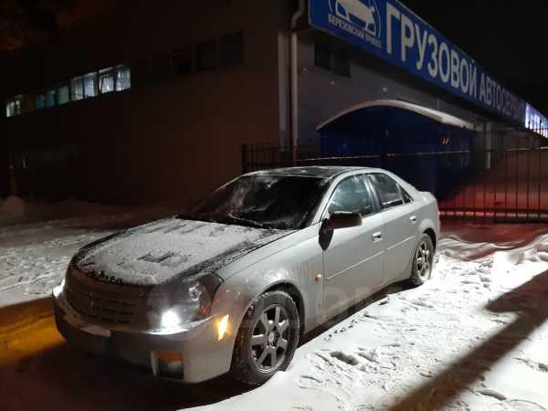 Cadillac CTS, 2006 год, 420 000 руб.