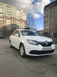 Renault Logan, 2017 год, 410 000 руб.