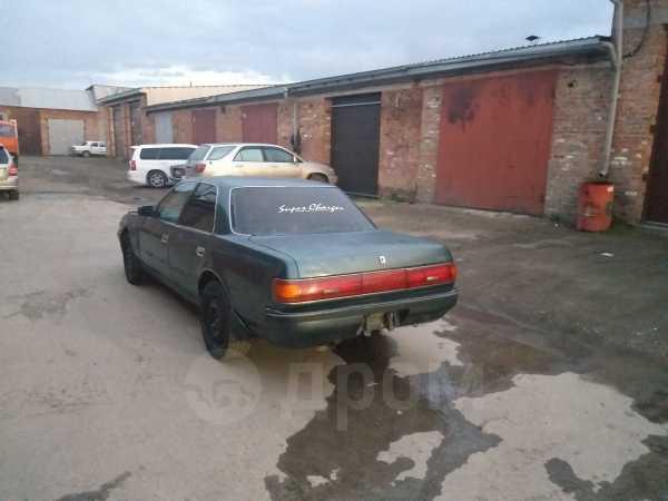 Toyota Cresta, 1990 год, 60 000 руб.