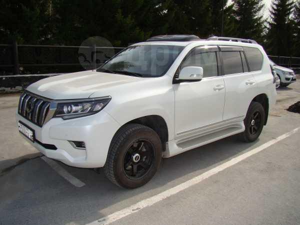 Toyota Land Cruiser Prado, 2018 год, 3 799 000 руб.