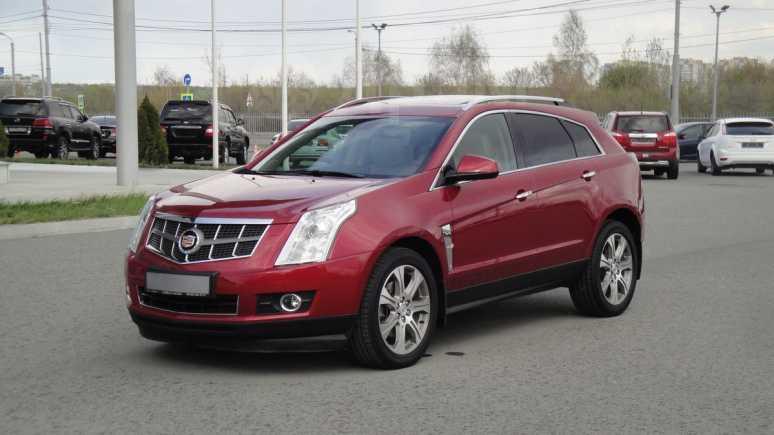 Cadillac SRX, 2012 год, 1 245 000 руб.