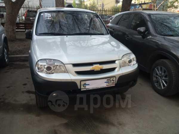 Chevrolet Niva, 2013 год, 465 000 руб.