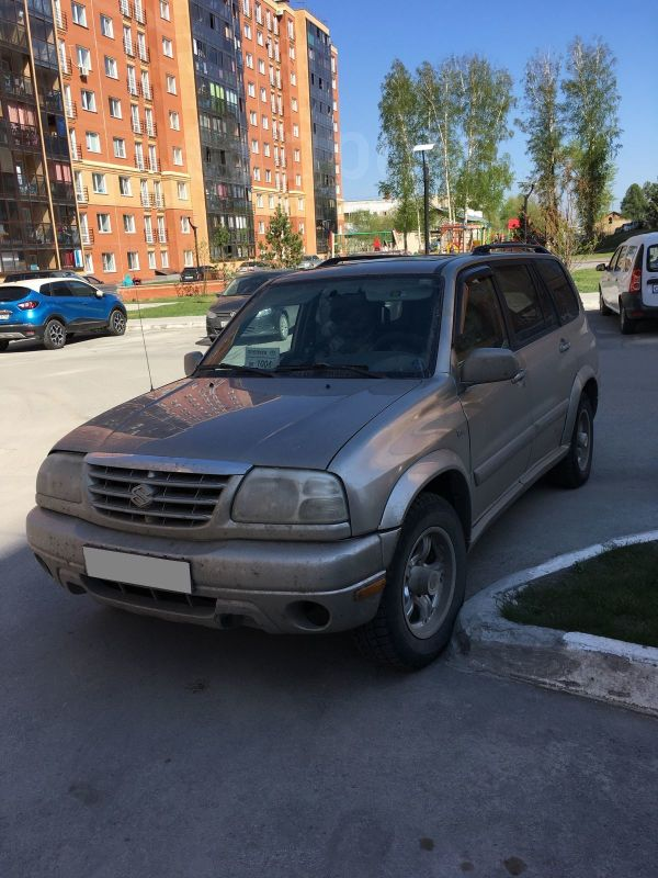 Suzuki Grand Vitara XL-7, 2001 год, 230 000 руб.
