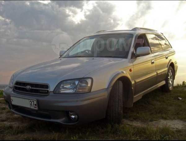 Subaru Legacy Lancaster, 2001 год, 410 000 руб.