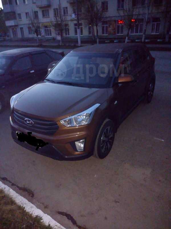 Hyundai Creta, 2017 год, 840 000 руб.