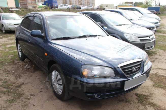 Hyundai Elantra, 2008 год, 298 000 руб.