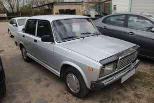 Воронеж 2107 2011
