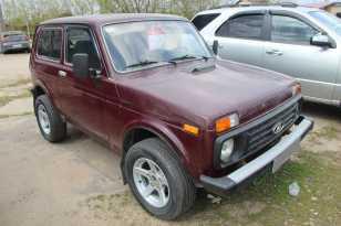 Воронеж 4x4 2121 Нива 1995