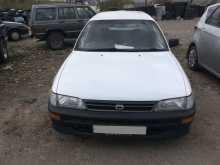 Воронеж Corolla 1999
