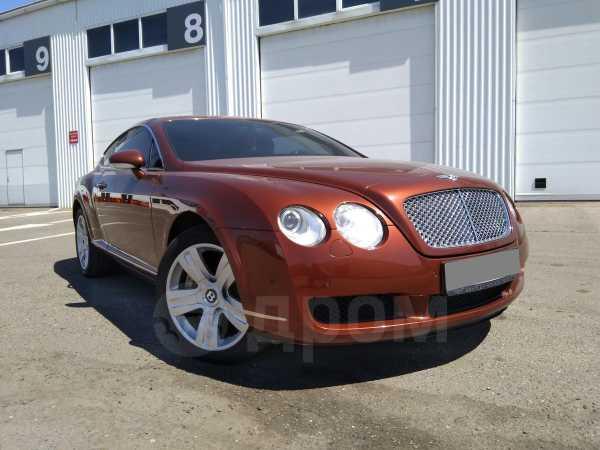 Bentley Continental GT, 2006 год, 3 000 000 руб.