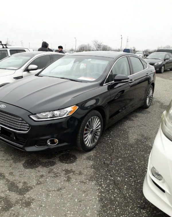 Ford Fusion, 2012 год, 700 000 руб.
