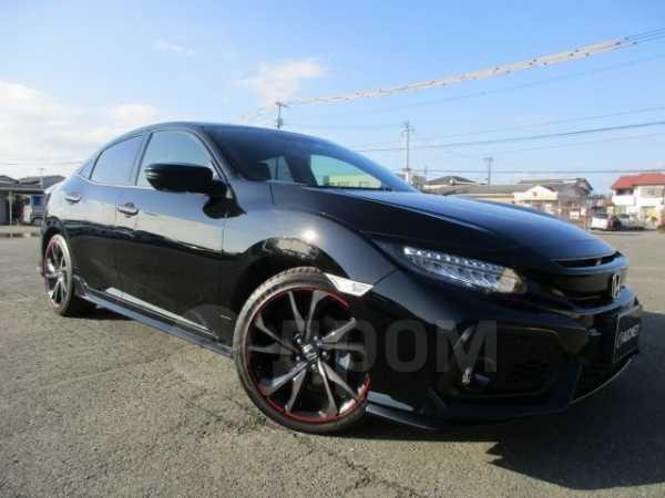 Honda Civic, 2017 год, 1 650 000 руб.