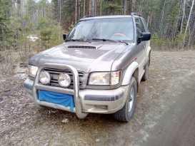 Саянск Trooper 2000