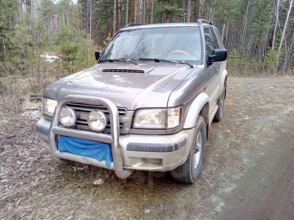 Isuzu Trooper, 2000 год, 400 000 руб.
