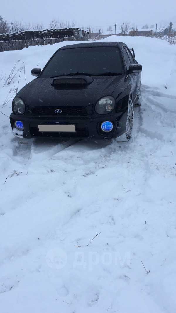 Subaru Impreza WRX, 2001 год, 420 000 руб.