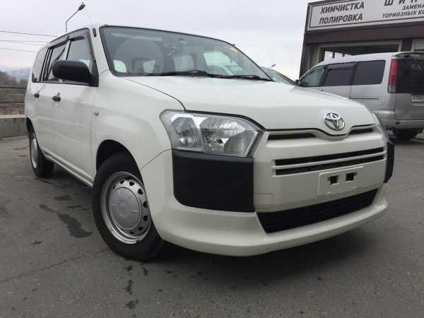 Toyota Probox, 2015 год, 525 000 руб.
