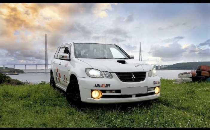 Mitsubishi Airtrek, 2003 год, 420 000 руб.