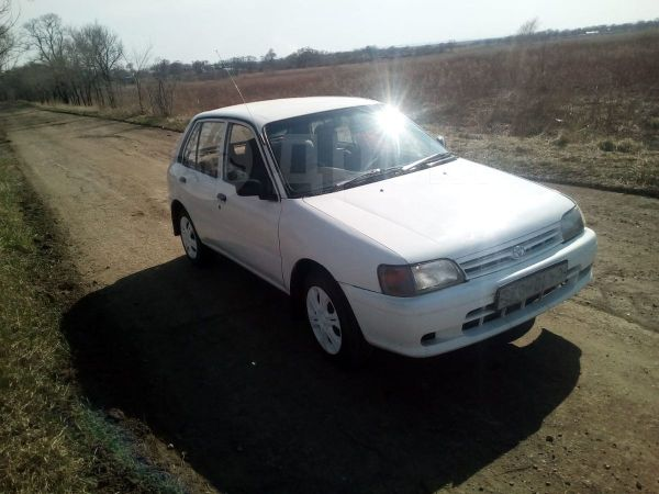 Toyota Starlet, 1992 год, 89 000 руб.
