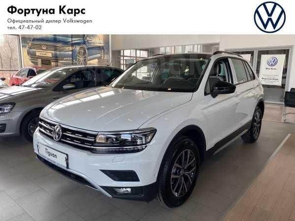 Volkswagen Tiguan, 2020 год, 2 152 700 руб.