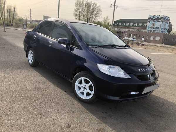 Honda Fit Aria, 2003 год, 190 000 руб.