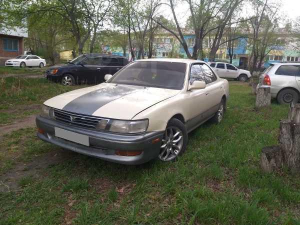 Toyota Vista, 1992 год, 73 000 руб.