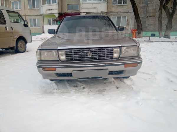 Toyota Crown, 1989 год, 50 000 руб.