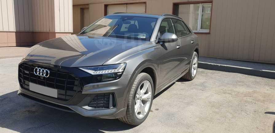 Audi Q8, 2020 год, 6 200 000 руб.