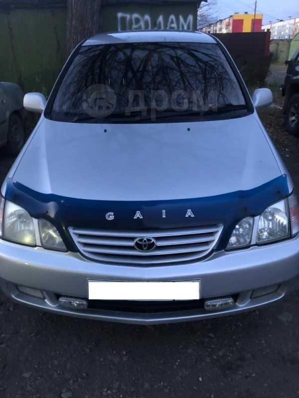 Toyota Gaia, 2000 год, 390 000 руб.