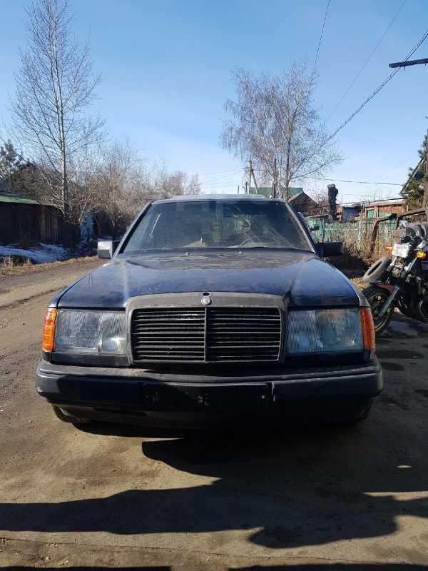 Mercedes-Benz Mercedes, 1989 год, 100 000 руб.