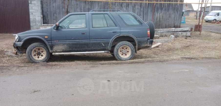Opel Frontera, 1993 год, 80 000 руб.