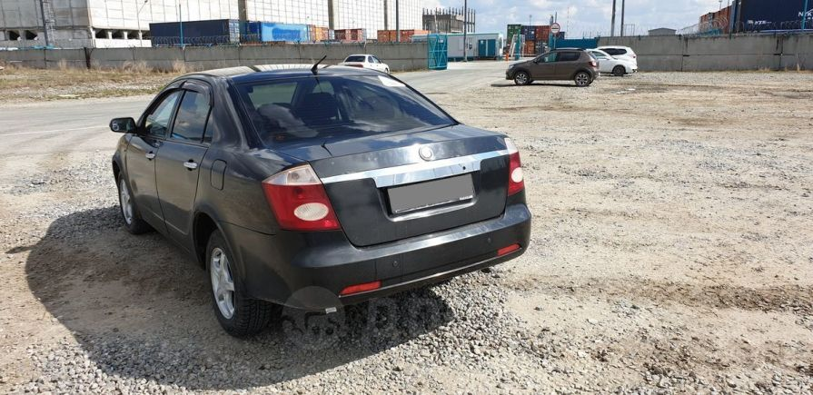 Geely Vision, 2008 год, 97 000 руб.