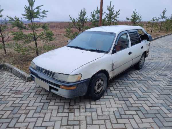 Toyota Corolla, 2000 год, 40 000 руб.