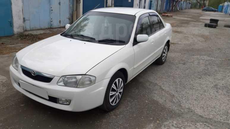 Mazda Familia, 2000 год, 193 000 руб.