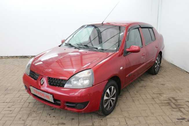 Renault Symbol, 2007 год, 154 888 руб.