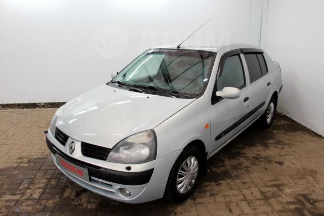 Renault Symbol, 2003 год, 154 888 руб.