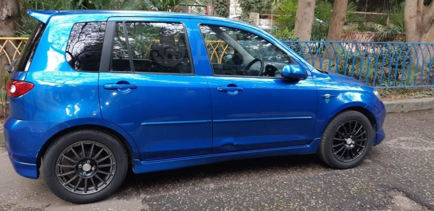Mazda Demio, 2004 год, 255 000 руб.