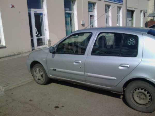Renault Symbol, 2007 год, 155 000 руб.